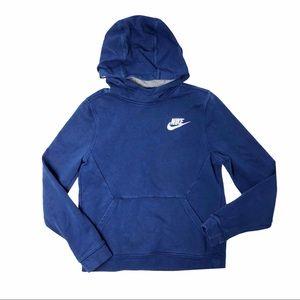 Nike 14/16 navy hoodie